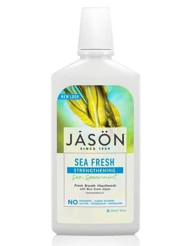 Jasons Natural Organic Sea Fresh Mouth Wash